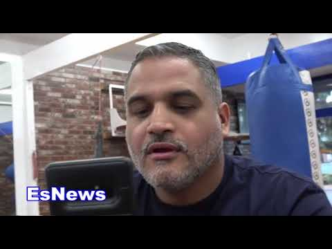 CHARLIE Z Called Kelly Pavlik Ricky Says Will Fight Him EsNews Boxing