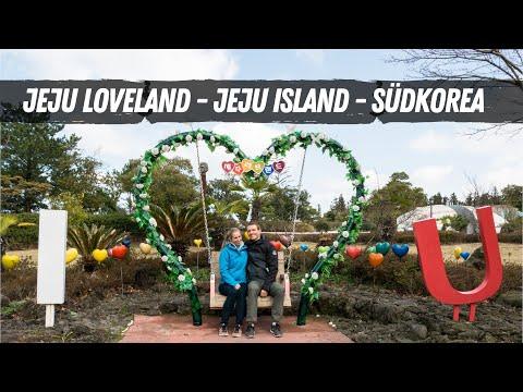 Jeju Loveland und Unmengen an Schnee • Jeju Island Südkorea | VLOG #338