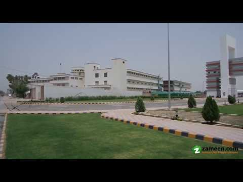 DHA MULTAN – 1 KANAL PLOT FILE FOR SALE