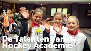 De talenten van de hockey academie