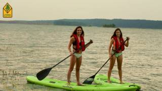 Paddle On in Arkansas State Parks!