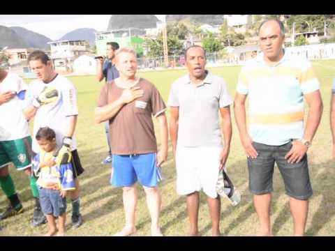 Abertura da Copa Municipal de Água Doce do Norte