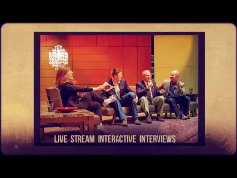 LMR to Feature Interactive Interviews at the Powerhouse