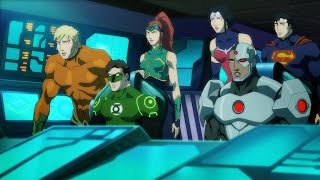 Nonton Justice League  Throne Of Atlantis   Official Trailer Film Subtitle Indonesia Streaming Movie Download