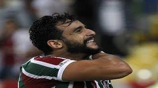 Curtam nossa página: https://www.facebook.com/LeandroSportsVideos Com dois de Henrique Dourado, Fluminense vence...