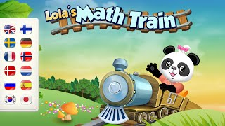 Lola's Math Train - Learn 1+1 YouTube video