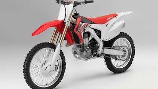 9. 2016 Honda CRF450R