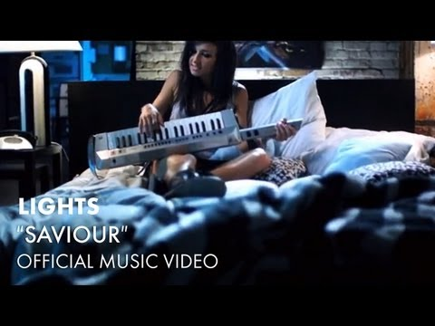 LIGHTS - 'Saviour' Official Music Video