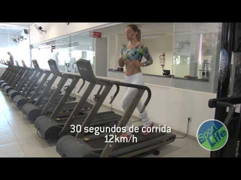 Vídeo: Treino HIIT para queimar calorias