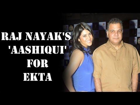 Raj Nayak's 'Aashiqui' for Ekta