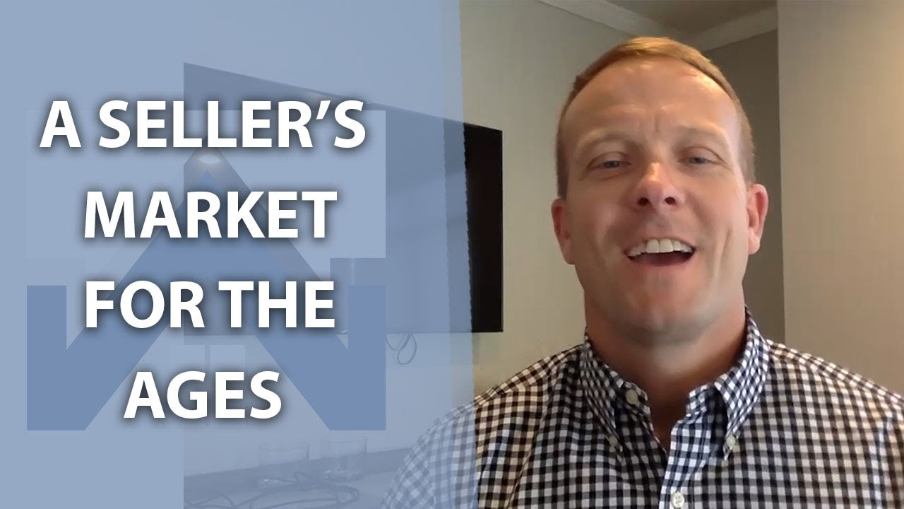 Q: Is This a Seller's Market Like Never Before?
