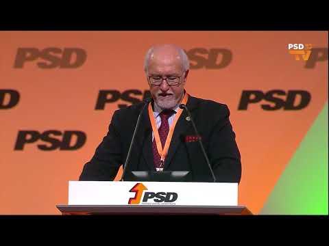 37º Congresso PSD - Intervenção de Augusto Felício