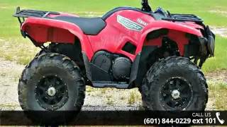 10. 2007 Yamaha GRIZZLY 700 FI EPS S  - Road and Track Powers...