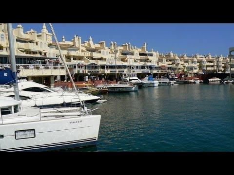 Spanje 2012 - 14 / Benalmádena - Monte Calamorro - Harbour