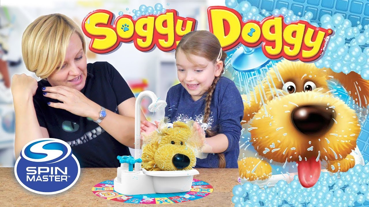 Gra Soggy Doggy, Spin Master