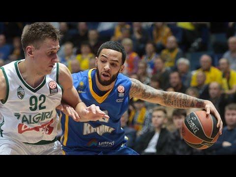Top 16 Round 12 MVP: Tyler Honeycutt, Khimki Moscow Region