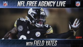 NFL Free Agency Special with Field Yates and Adam Schefter | NFL on ESPN