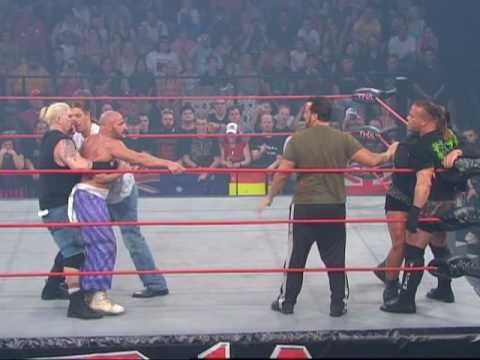 0 iMPACT: Beer Money vs. RVD and Sabu