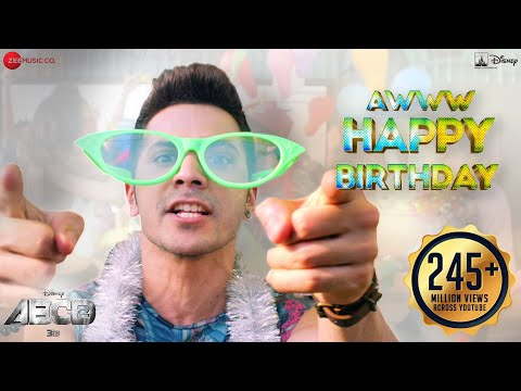 Aww tera happy birthday - ABCD 2 (2015)