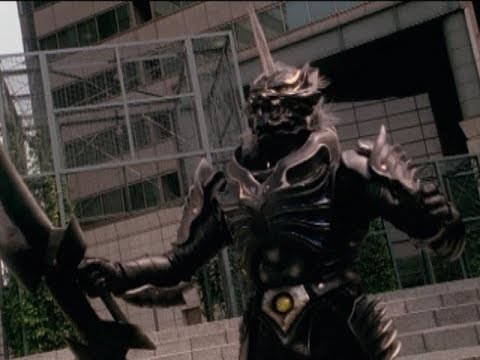 "Zen-Aku is Merrick   Power Rangers Wild Force Episode 14 ""Identity Crisis""   Legacy Wars"