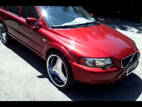 First volvo ever candy on 22's 2 years old