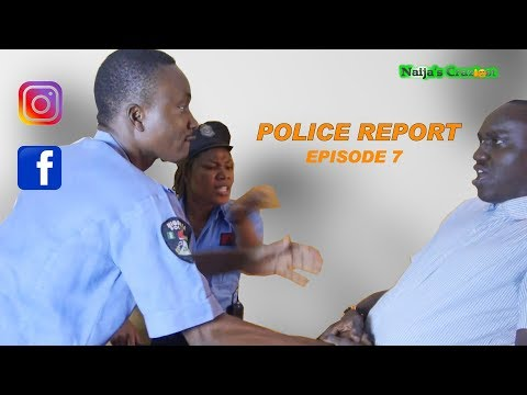 When You Think Nigerian Police Report Is Free (ADVENTURES OF OFFICER KOIKOI EPISODE 7)