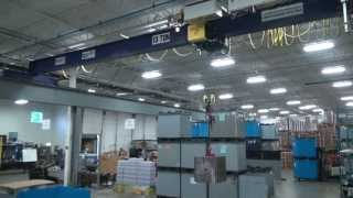 Avancé technologique sur les Pont-Roulants R&M