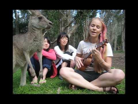 Girl – Beatles ukulele cover by Miss Zooey