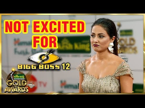 Hina Khan NOT INTERESTED In Bigg Boss 12