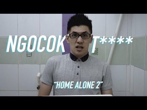 Sendirian Di Rumah 2 | HOME ALONE 2 | Perang KECOAK | KOCOK T | NGOCOK T