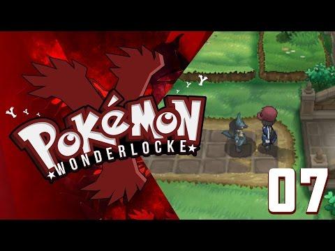 Pokémon Y Wonderlocke • Episode 07 • w/ Brodie-Amity TCG •
