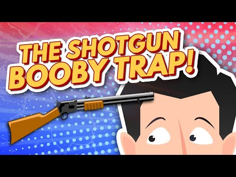 True Crime Story: The Shotgun Booby-Trap