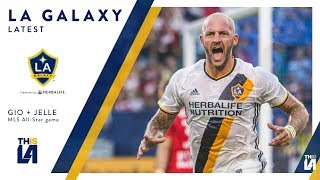 Hear the reactions from Giovani dos Santos and Jelle Van Damme on their call ups to the MLS All-Star game vs. Real Madrid.Want to see more from the LA Galaxy? Subscribe to our channel at http://www.youtube.com/LAGalaxy.Facebook: http://www.facebook.com/lagalaxyTwitter: http://www.twitter.com/lagalaxyWant to check out a game? Visit http://www.lagalaxy.com to view upcoming matches and purchase tickets!