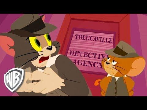 Tom et Jerry en Français | Tom et Jerry : Élémentaire, mon cher Jerry! | WB Kids