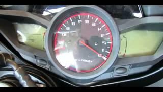 8. 2010 Honda VFR1200 Motorcycle