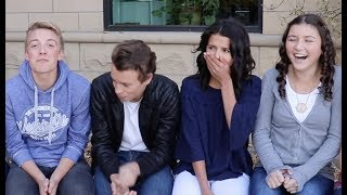TAYLOR SWIFT GORGEOUS PARODY - AWKWARD MUSIC VIDEO HILARIOUS Cast Interview!