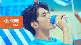 Download Lagu [MV] 옹성우 (ONG SEONG WU) - HEART SIGN (Prod. Flow Blow) Mp3