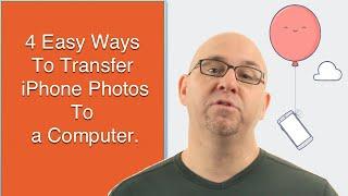 Video 4 Easy Ways To Transfer iPhone Photos To A Computer MP3, 3GP, MP4, WEBM, AVI, FLV November 2018