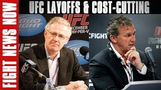 UFC Layoffs and Cost-Cutting on Fight News Now by Fight Network