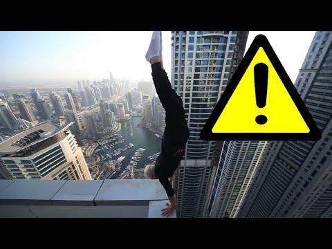 СМЕРТЕЛЬНЫЕ ТРЮКИ РУФЕРОВ БЕЗ СТРАХОВКИ (feat. Pralemur) (видео)
