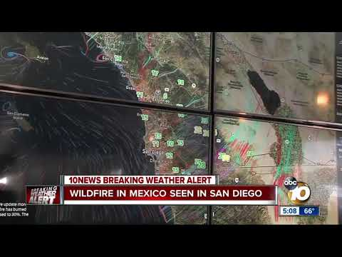 Cal Fire prepares for strong winds during red flag warning