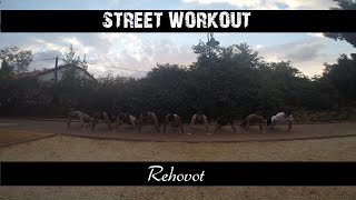 Rehovot Israel  City new picture : Street Workout Rehovot - Israel
