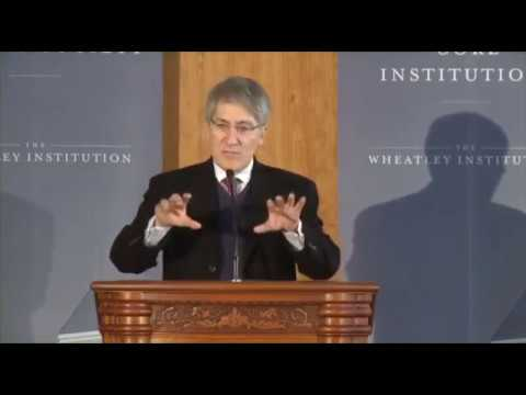 What is Marriage? - Robert P. George