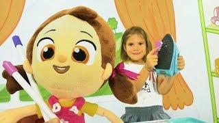 türkçe izle  eğitici kız çocuk oyunlarıvideoları.elis ve çizgi film oyuncağı niloya ile evcilik