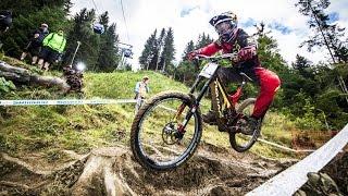 Leogang Austria  city photo : World Class Downhill MTB Racing in Austria - UCI MTB World Cup 2014 Recap