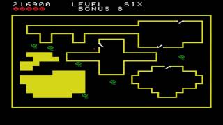 Venture [Skill 2] (Colecovision Emulated) by DuggerVideoGames
