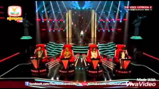 The voice cambodia she's gone