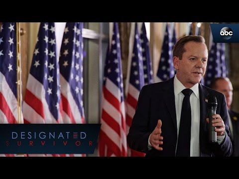 Tom Shares His Agenda - Designated Survivor 1x15
