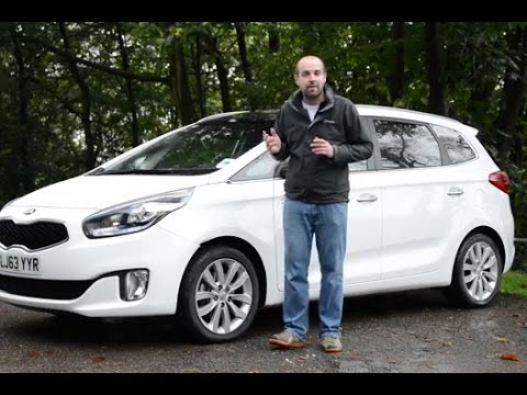 Kia Carens 2014 review | TELEGRAPH CARS
