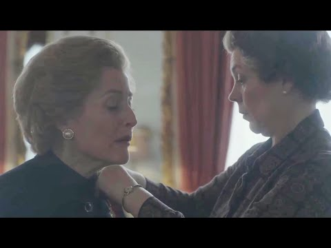 The Crown(2020)S4E10/Queen Elizabeth II Presents Margaret Thatcher Order of Merit + Official Trailer